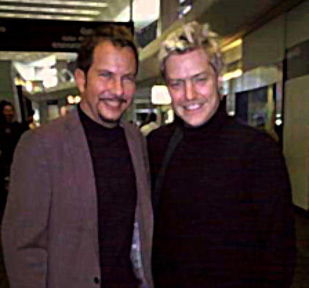 Gabriel and Chris Botti in San Francisco