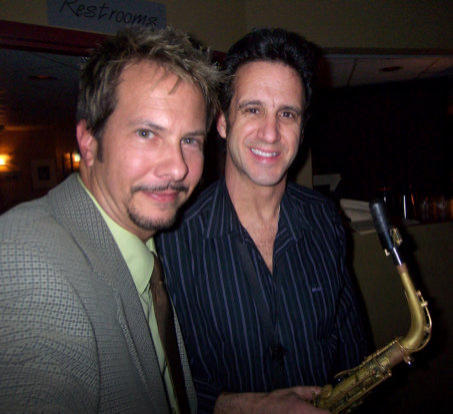 Gabriel and Eric Marienthal at Jazz Alley