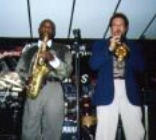 Gary Brown and GMH at Club 544, New Orleans