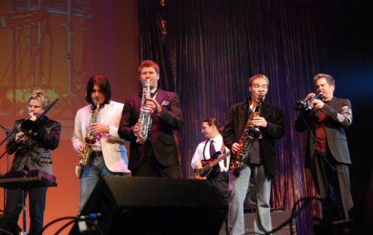Canadian Smooth Jazz Awards-Brian Culbertson- Warren Hill-Michael Lington-TBC-Darren Rahn-GMH